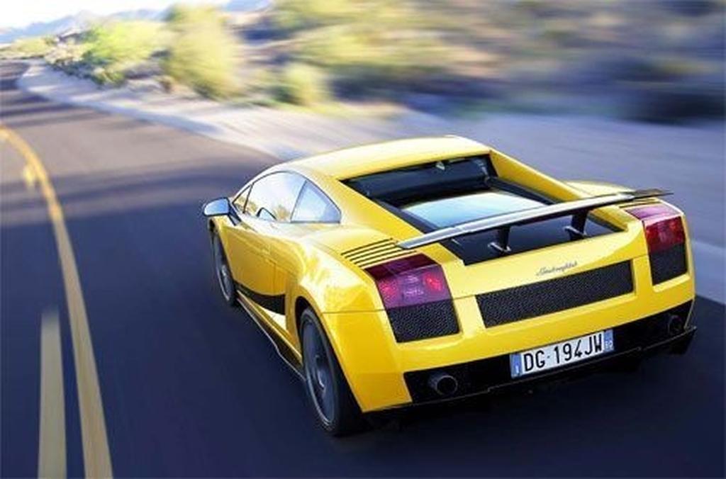Lamborghini Gallardo Superleggera Motoring Com Au