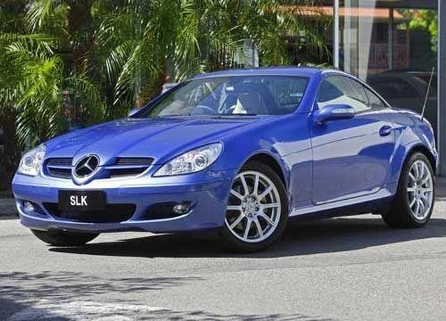 Mercedes Benz Slk 280 Motoring Com Au