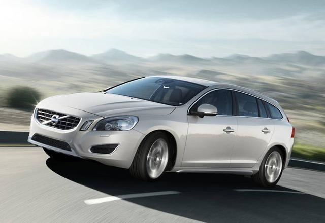 Volvo v60 plug in hybrid promises 19l100km motoring volvo v60 plug in hybrid promises 19l100km sciox Gallery