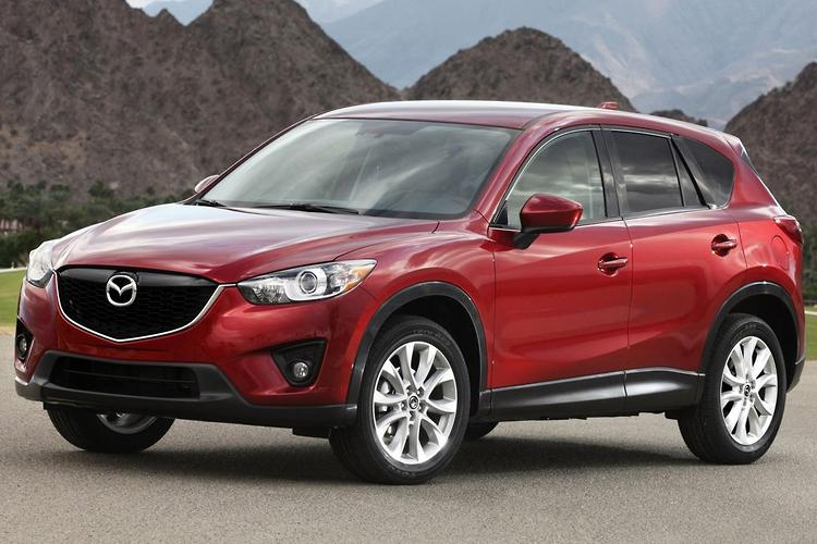 Clean SKYACTIV Diesel Power Underscores New Mazda CX 5 With Class Leading  Combined Cycle Fuel Economy