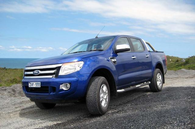 ford ranger 2014 review motoring au