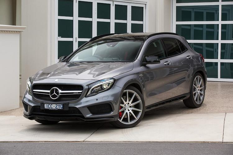 Mercedes Amg Gla 45 2015 Review Motoring Com Au