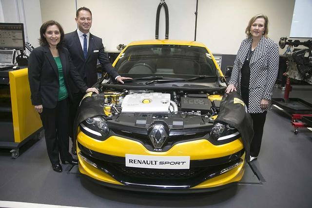 Renault streamlines automotive training for Motoring technical training institute