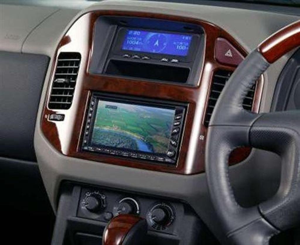 Mitsubishi Pajero (2005-) - motoring.com.au