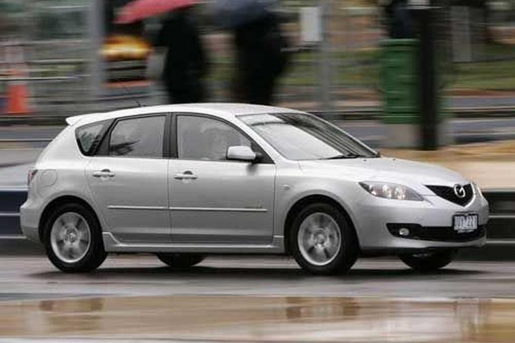 Mazda Mazda3 Diesel