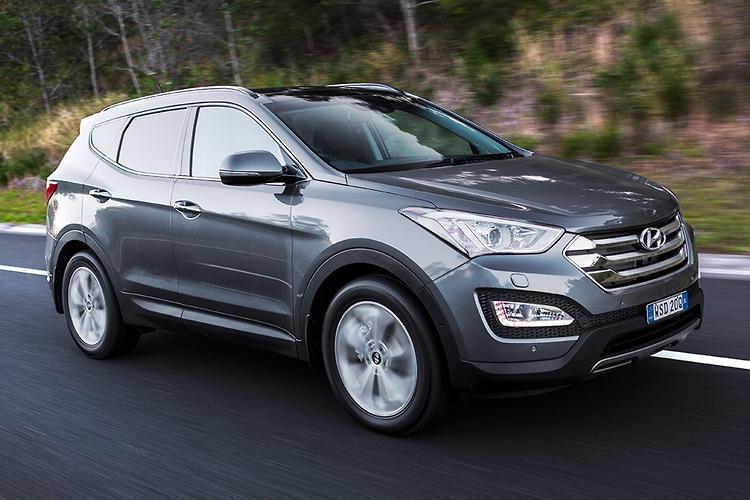 High Quality Hyundai Santa Fe 2015 Review