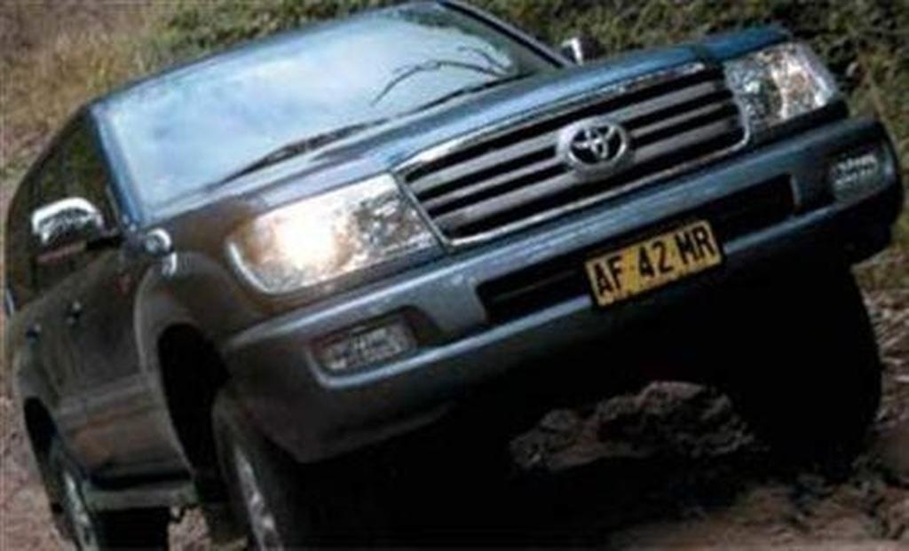 Toyota Landcruiser Sahara 2006 Motoring Com Au