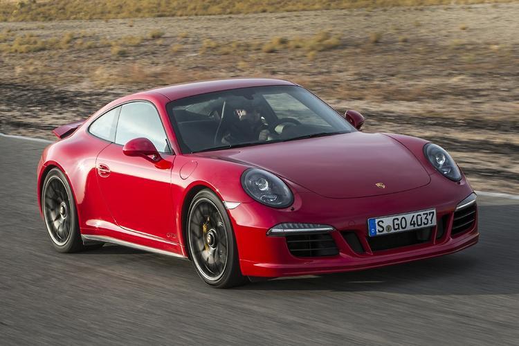 Porsche 911 Carrera 4 GTS PDK review