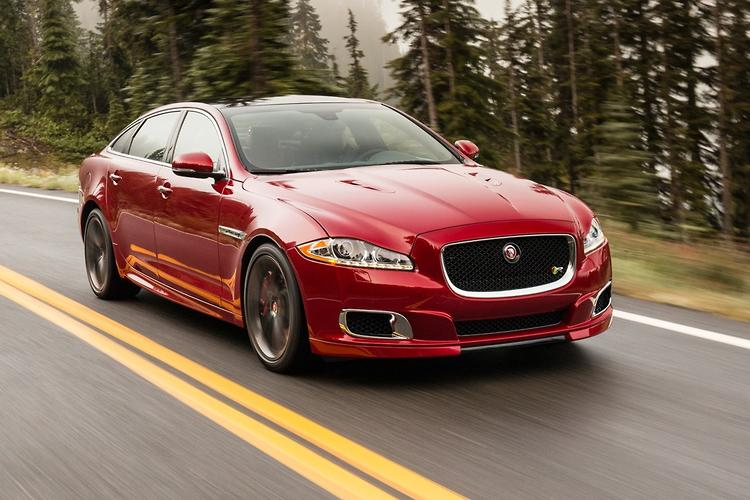 The New 2014 XJR Was Put Through Its Paces On Launch In Seattle, USA.
