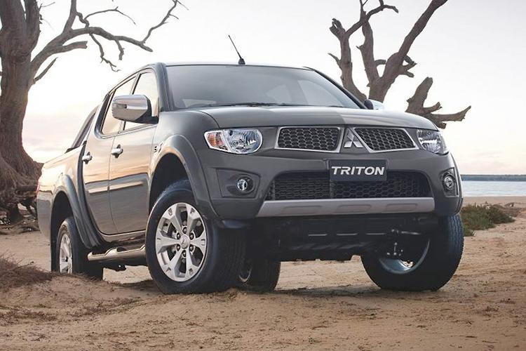 Mitsubishi Recalls Triton Challenger Motoring Com Au