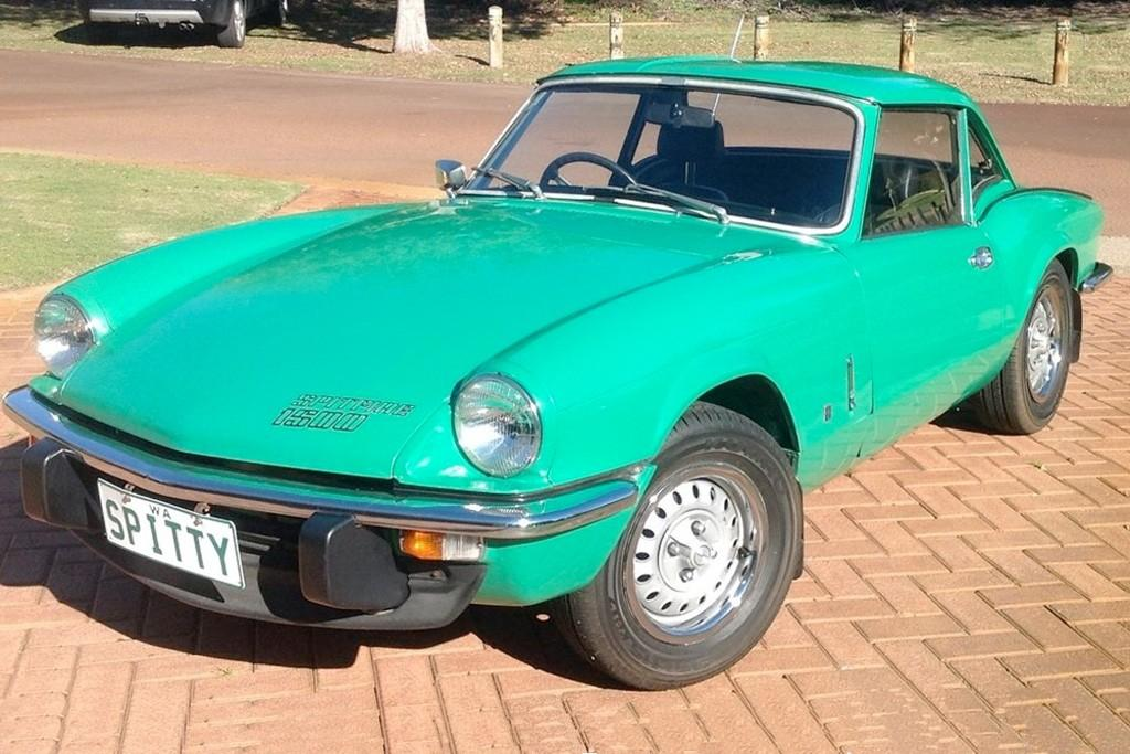 From The Classifieds: 1976 Triumph Spitfire - motoring.com.au