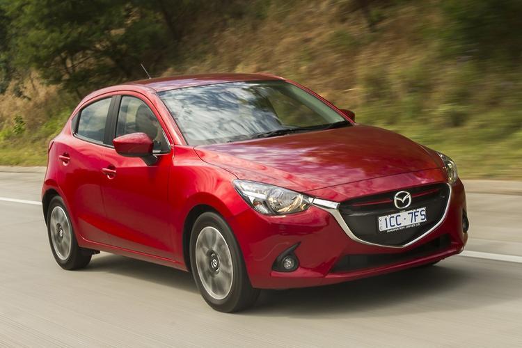 Beautiful Mazda 2 2014 Review