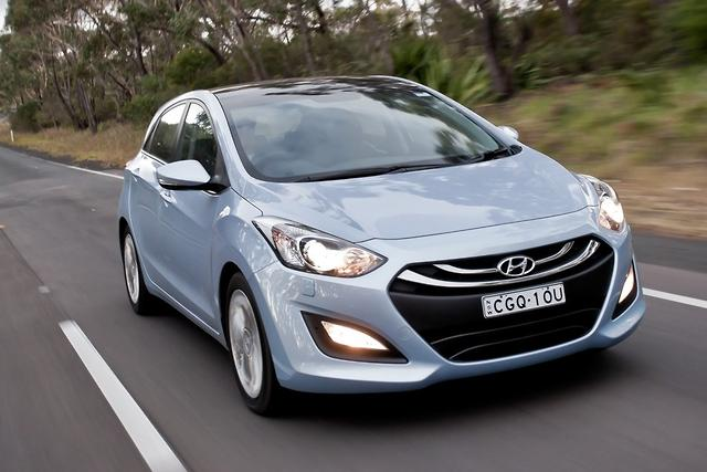 Hyundai I30 Launch Review Motoring Com Au
