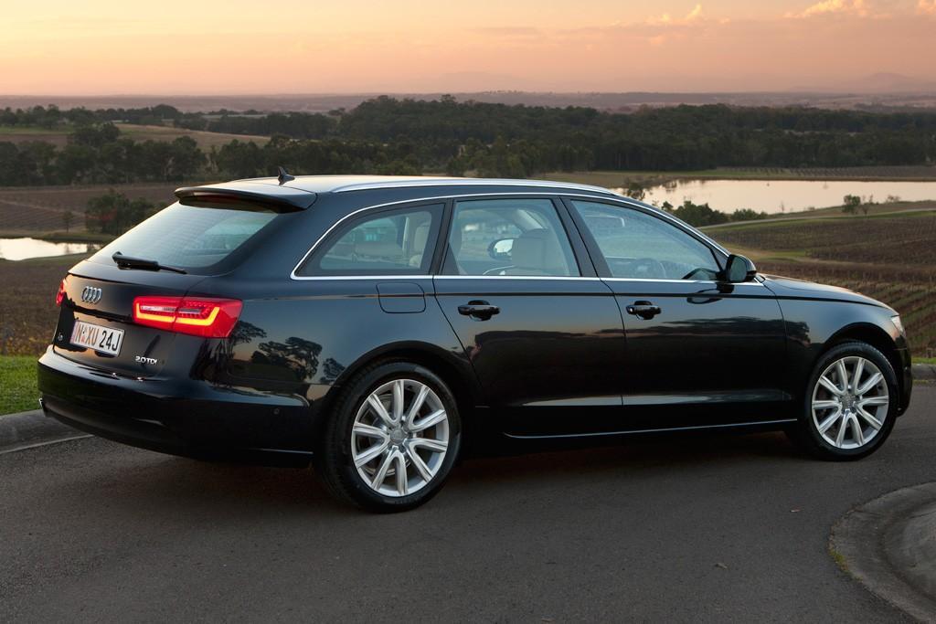 Audi A6 Avant 2012 Launch Review Motoring