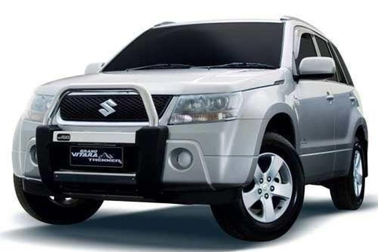 Suzuki grand vitara trekker
