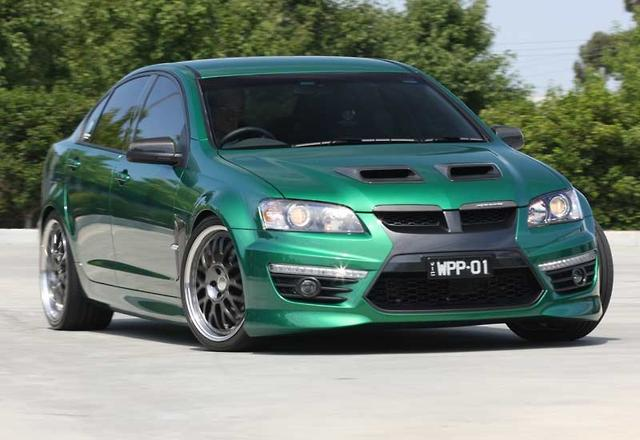 HSV GTS by Walkinshaw Performance - motoring com au