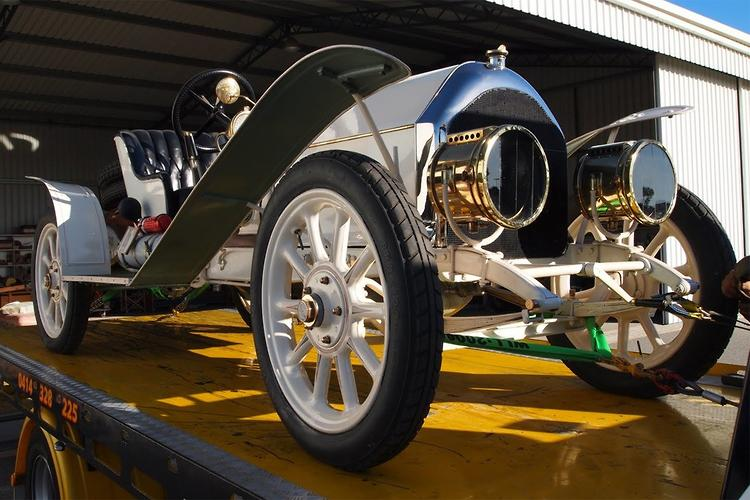 Rare Italian race car to headline Motorclassica 2013 ...