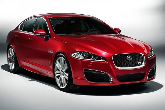 2012 Jaguar Xfr First Drive Motoring