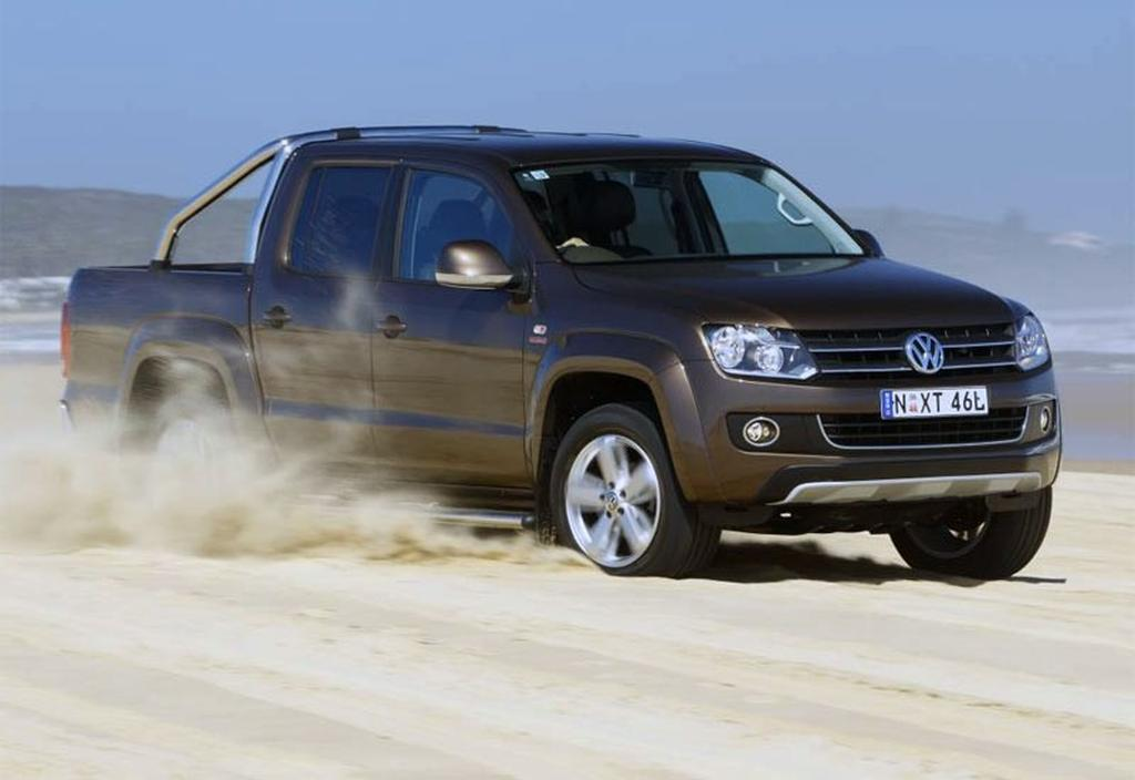 No bull(bar) for Volkswagen Amarok - motoring com au