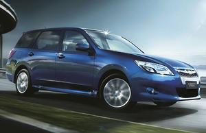 Subaru Liberty Exiga 25i Premium  motoringcomau