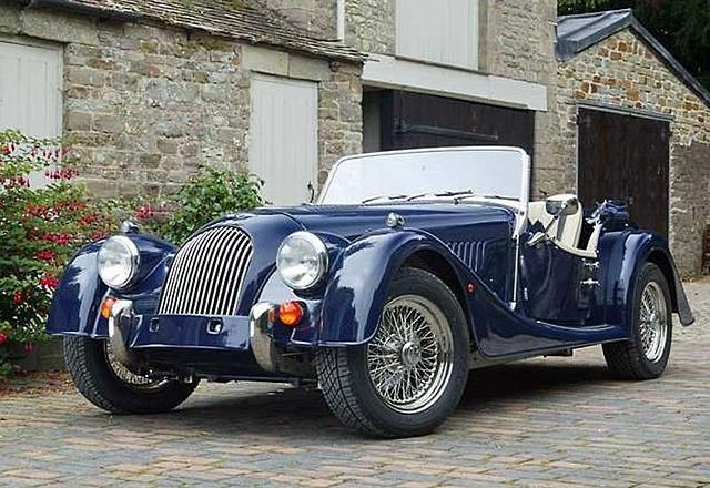 Classic Morgans, classic prices - motoring.com.au