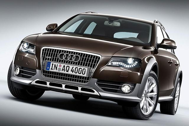 Audi A4 Allroad Bound For Oz Motoringcomau