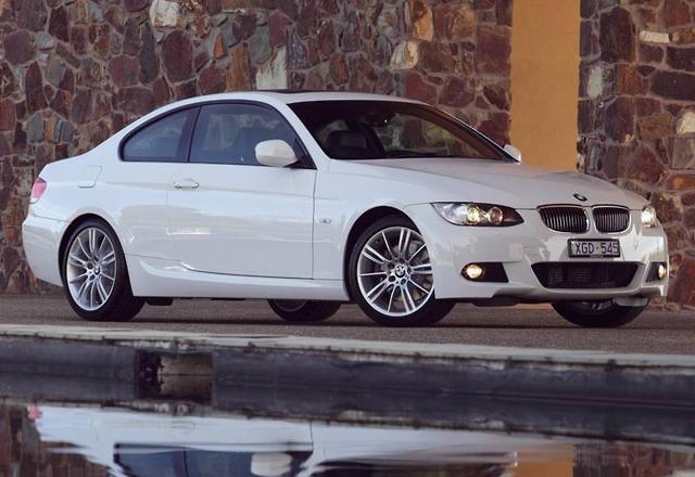 BMW D Coupe Motoringcomau - 330d bmw