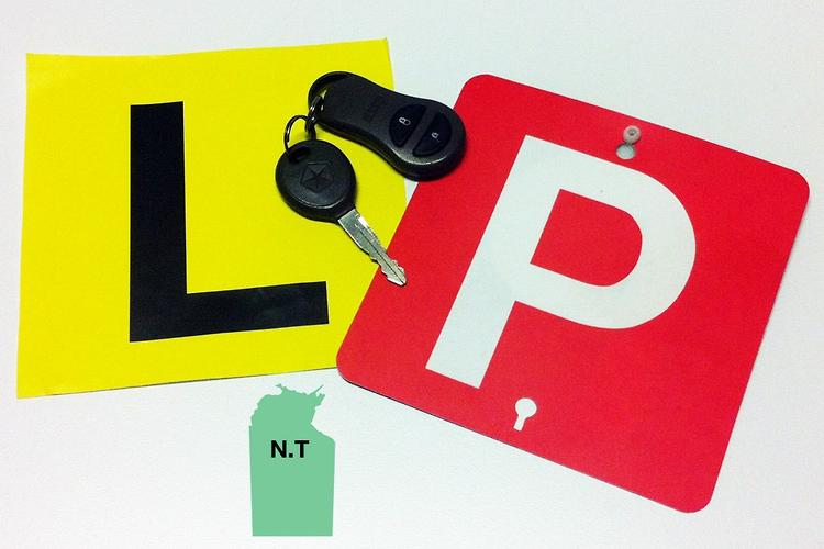 Nt provisional licence rules