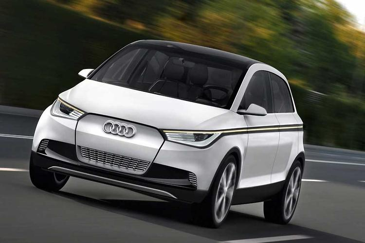 Audi A2 Concept Gallery Motoring