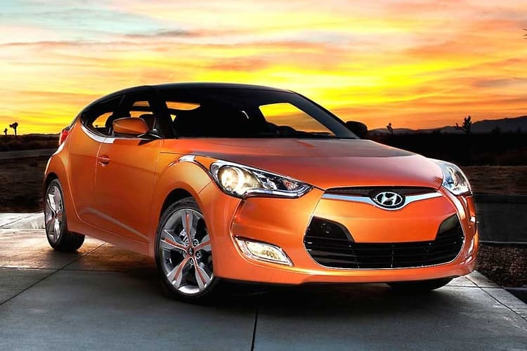 Hyundai Veloster Coupe Joins Dct Club Motoring Com Au
