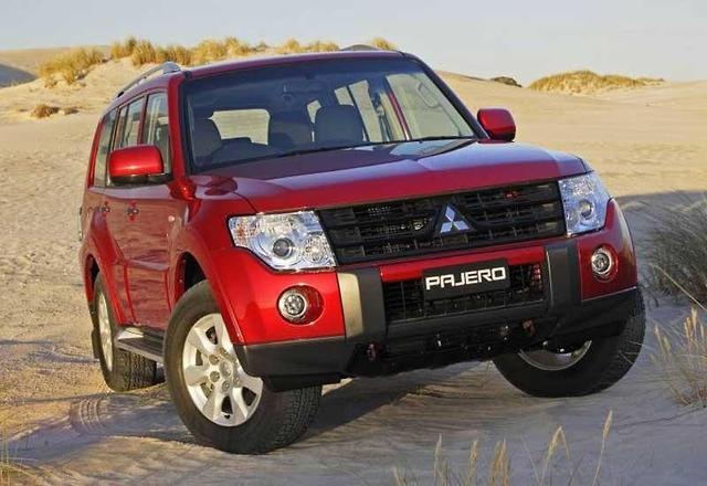 Pajero Platinum - motoring com au
