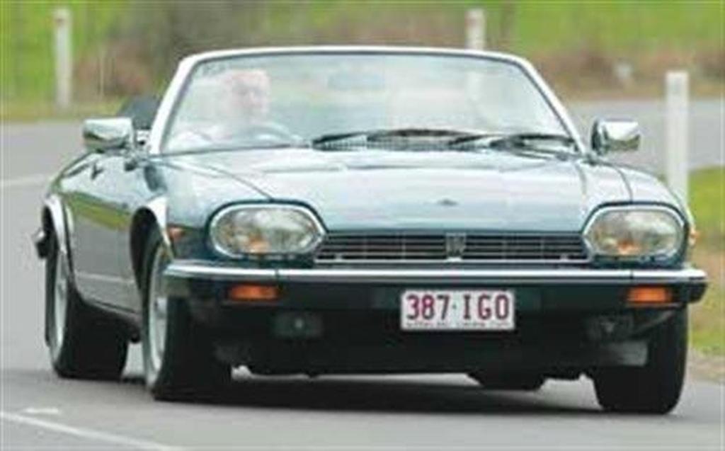 Jaguar Xjs Motoring Com Au