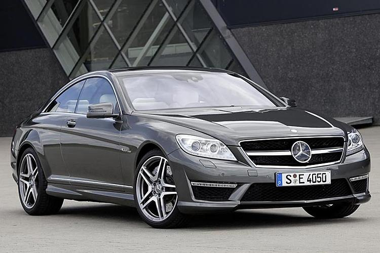 Mercedes CL63 (2006) AMG review by CAR Magazine