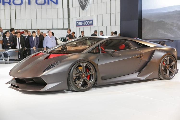 Aims Lamborghini S Sixth Element Hypercar Motoring Com Au