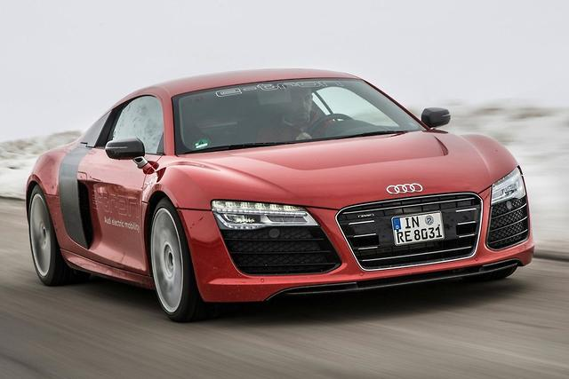 Audi R Etron To Return Motoringcomau - Audi r8 etron
