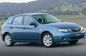 Subaru Impreza RS Hatchback - motoring com au