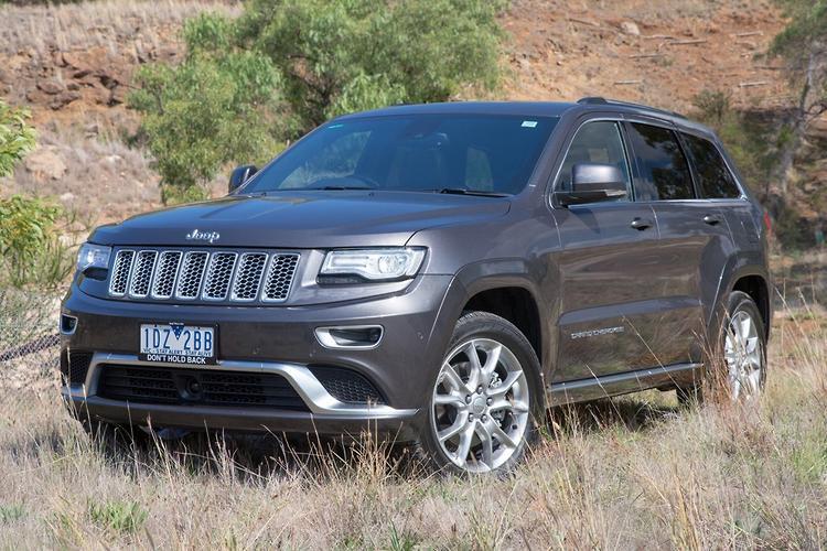 Jeep Grand Cherokee Summit Platinum 2015 Review Motoringau