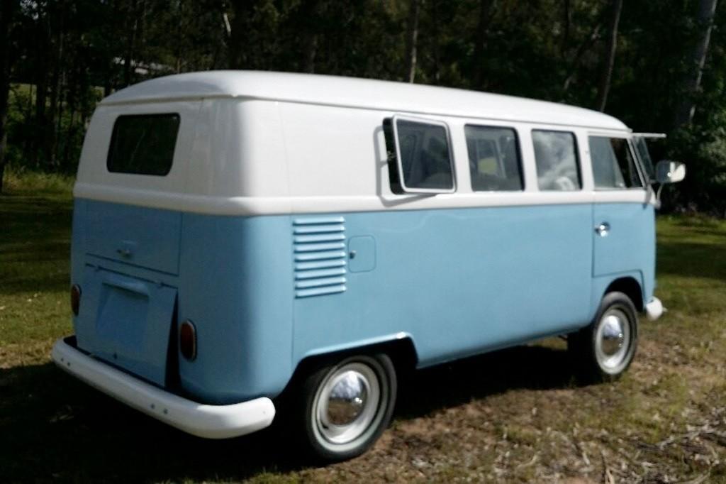 2cd69bcc5e From The Classifieds  1957 Volkswagen Kombi Transporter - motoring ...