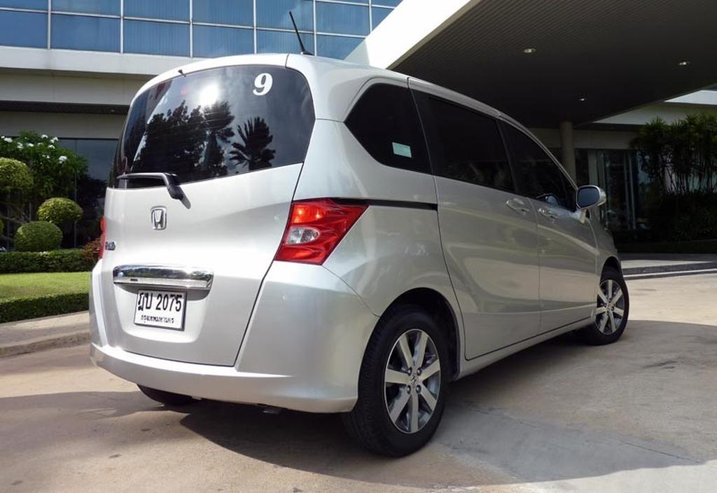 2018 Honda Odyssey Redesign Australia >> Honda Freed Australia - Auto cars