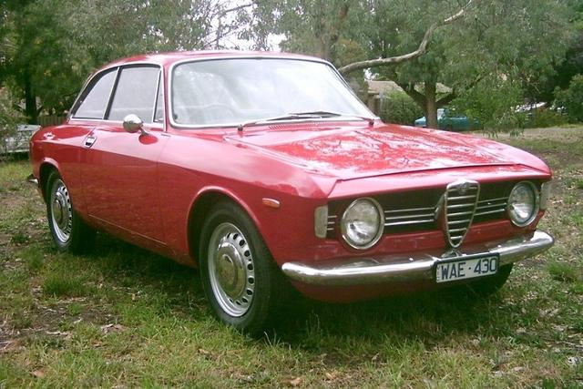 from the classifieds: 1967 alfa romeo 105 giulia sprint gtv veloce
