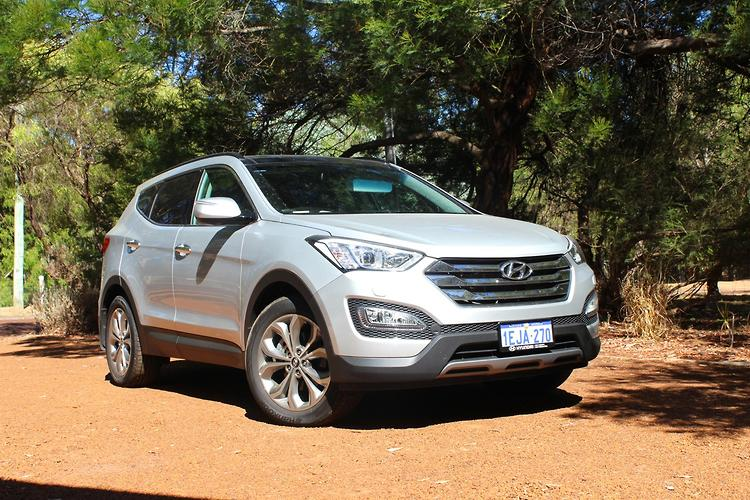 We Take Delivery Of Hyundaiu0027s Top Spec Diesel Santa Fe For An Extended Tow  Test