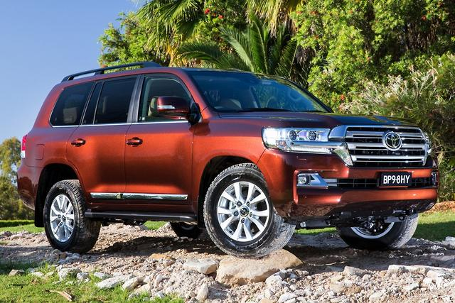 online store 287d4 9475a Upgraded Toyota LandCruiser 200 Series arrives with cleaner V8s, more kit  and price hikes of nearly  5000