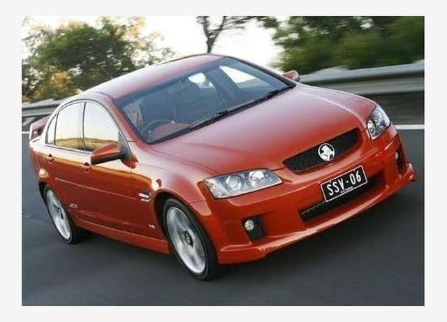 Holden Ve Commodore Ss V