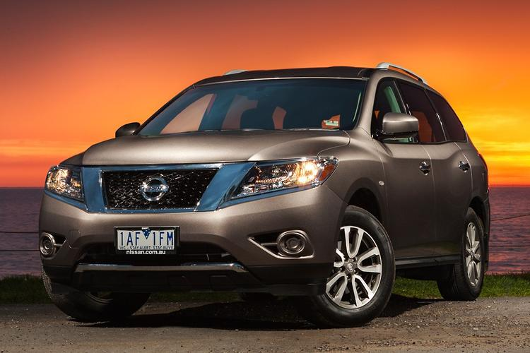 Nissan Pathfinder 2014 Review
