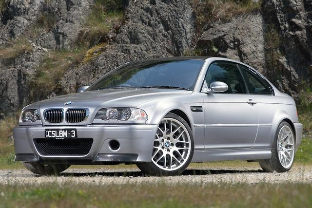 BMW M3 CSL 2003 Retro Review - motoring.com.au