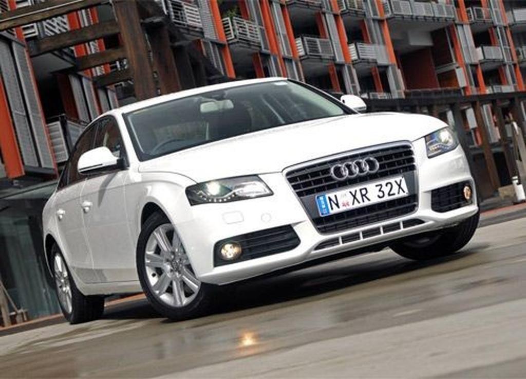 Audi A4 B8 18 Tfsi Multitronic And 20 Tdi Multitronic Motoring