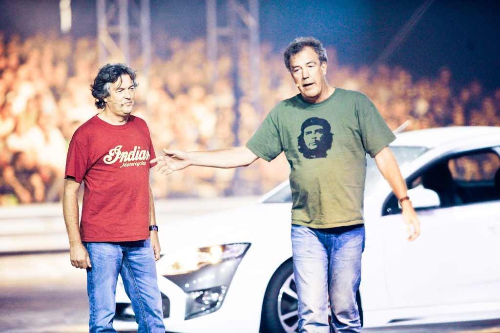 Top Gear Live in Perth - motoring com au