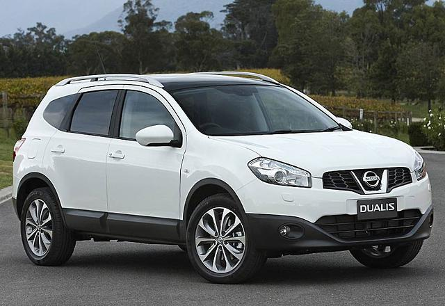 Nissan Dualis+2 - motoring.com.au