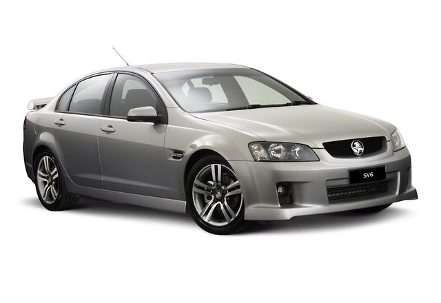 Holden Ve My10 Commodore Sv6 Manual
