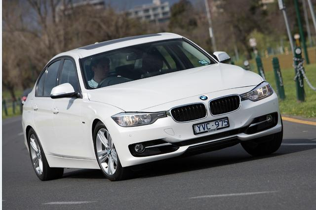 BMW D I Sport Road Test Motoringcomau - 320i bmw 2012